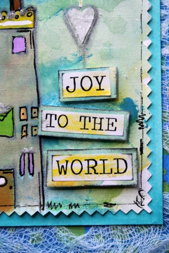 Robyn Wood - Joy to the World a