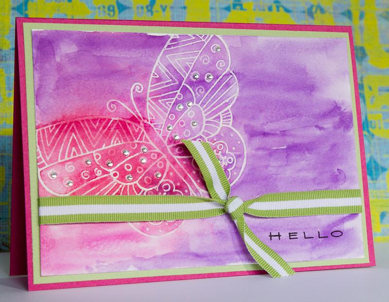 Robyn Wood - Hello Flutterbye