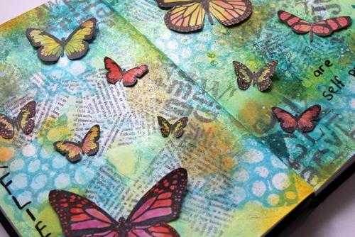 Robyn Wood - Butterflies
